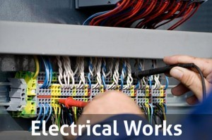 electrical works dubai